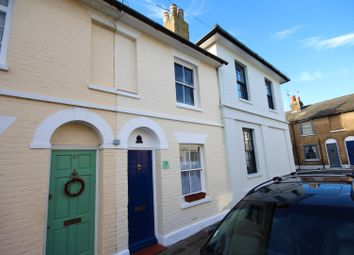 Thumbnail 2 bed terraced house for sale in Church Street, St Dunstans, Canterbury