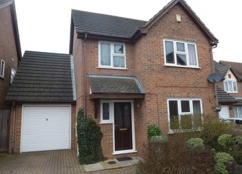 Thumbnail 4 bed link-detached house for sale in Mimosa Close, Langdon Hills, Basildon