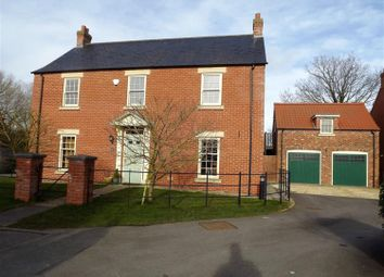 Thumbnail 4 bed detached house for sale in Townhill Lane, Bucknall, Woodhall Spa