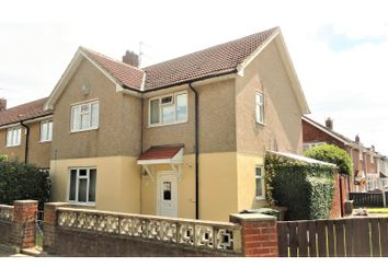 Thumbnail 3 bed terraced house for sale in Owton Manor Lane, Hartlepool