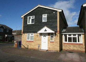 Thumbnail 3 bed property to rent in Talisman Street, Hitchin