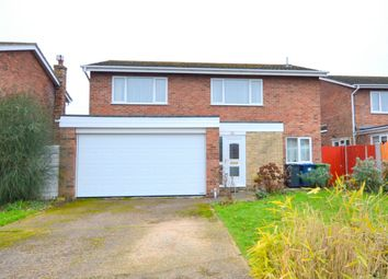 Thumbnail 4 bed detached house for sale in St James Road, Little Paxton, St Neots, Cambridgeshire