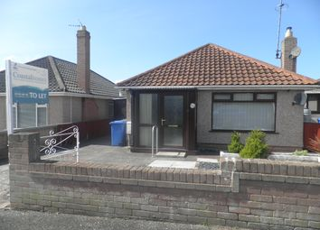 Thumbnail 2 bed detached bungalow to rent in Viola Avenue, Rhyl
