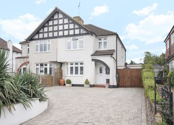 Thumbnail 3 bed semi-detached house for sale in Croydon Road, West Wickham