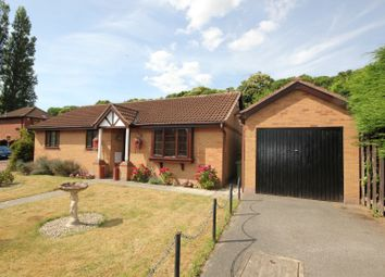 Thumbnail 3 bed detached bungalow for sale in Appleby Court, Worksop