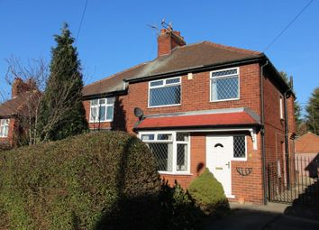 Thumbnail 3 bedroom semi-detached house to rent in Carlton Avenue, Castleford