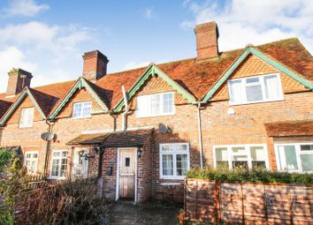 Thumbnail 2 bed terraced house for sale in Worlds End, Beedon, Newbury