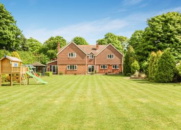 Thumbnail 5 bed detached house to rent in Butts Way, Aston Rowant, Watlington