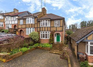 Thumbnail 3 bed semi-detached house for sale in Hordle Gardens, St. Albans, Hertfordshire