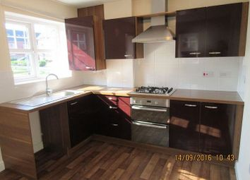 Thumbnail 2 bed terraced house to rent in Calgarth Avenue, Warrington