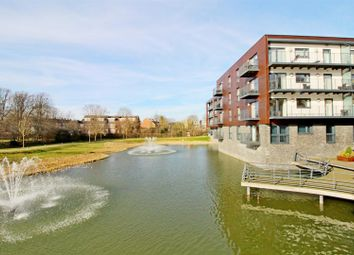 Thumbnail 3 bed flat to rent in Monarch Court, Stanmore Place