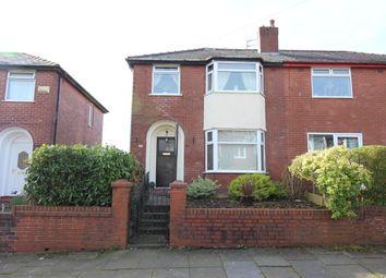 Thumbnail 3 bedroom semi-detached house for sale in Douglas Avenue, Bury
