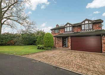 Thumbnail 4 bed detached house to rent in Ashcroft Close, Wilmslow