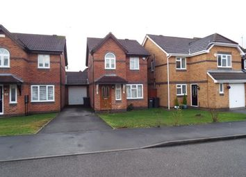 Thumbnail 3 bed detached house for sale in Nolan Close, Ash Green, Coventry, West Midlands
