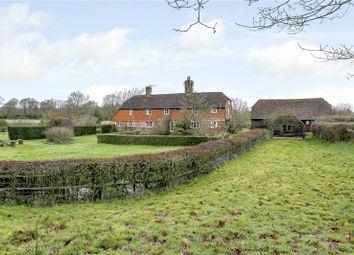 Thumbnail 5 bed detached house for sale in Cinder Hill Lane, Leigh, Tonbridge, Kent
