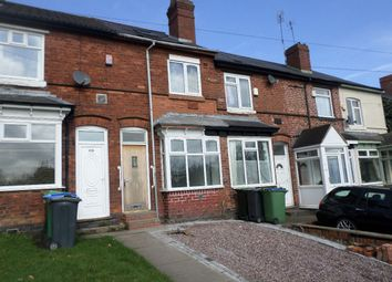 Thumbnail 3 bed terraced house for sale in Hagley Road West, Bearwood