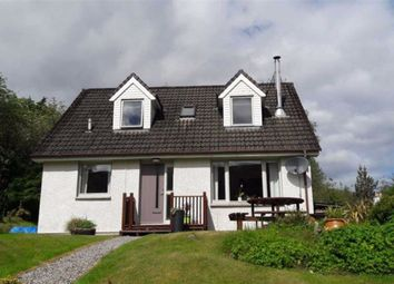 Thumbnail 4 bedroom detached house for sale in Cromasaig Cottage, Kinlochewe, Ross-Shire