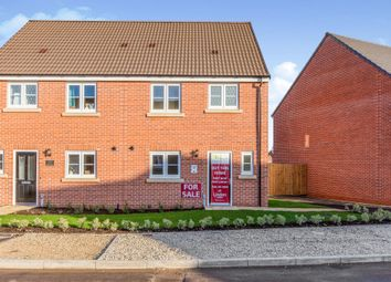 Thumbnail 3 bed semi-detached house for sale in Arlington Road, Hatfield, Doncaster