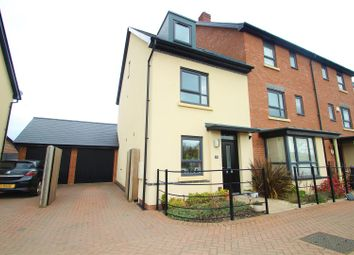 Thumbnail 3 bed detached house for sale in Wall Close, Lawley, Telford