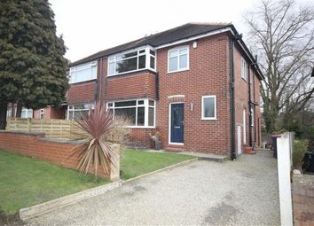 Thumbnail 3 bed semi-detached house for sale in Lambton Road, Worsley, Manchester