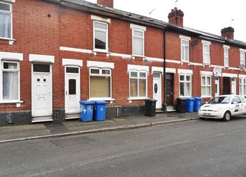 Thumbnail 2 bed terraced house to rent in Almond Street, New Normanton, Derby