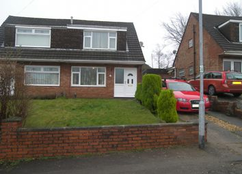 Thumbnail 3 bed semi-detached house to rent in Trevallen Avenue, Cimla, Neath