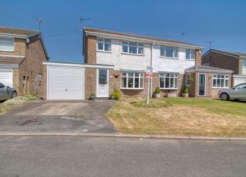 Thumbnail 3 bed semi-detached house for sale in Cairnsmore Close, Long Eaton