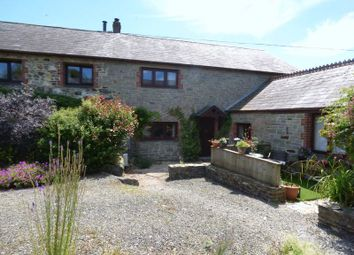 Thumbnail 4 bed barn conversion for sale in Lamerton, Tavistock