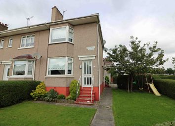 Thumbnail 2 bed end terrace house for sale in Maxwell Drive, Garrowhill