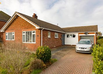 Thumbnail 3 bed bungalow for sale in High Street, Blyton, Gainsborough