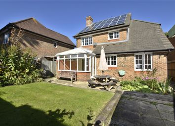 Thumbnail 4 bed detached house for sale in West Meads, Horley