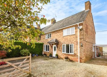 Thumbnail 3 bedroom semi-detached house for sale in Milton Under Wychwood, Oxfordshire