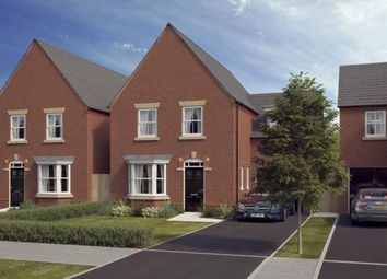 "Thumbnail 4 bedroom detached house for sale in ""Lincoln"" at Town Lane, Southport"
