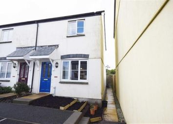 Thumbnail 2 bed end terrace house for sale in Camelford, Cornwall
