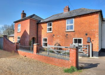 Thumbnail 4 bed link-detached house for sale in Queens Road, Norwich