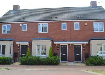 Thumbnail 2 bed terraced house for sale in St. Thomas Way, Hawksyard, Rugeley