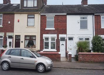 Thumbnail 2 bed terraced house for sale in Basford Park Road, Maybank, Newcastle