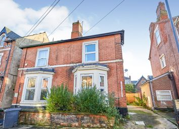 Thumbnail 5 bed semi-detached house to rent in Leopold Street, Derby
