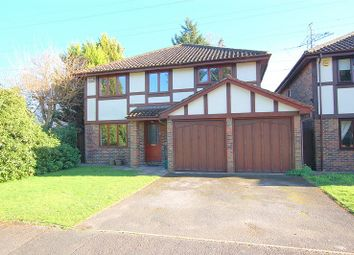 4 bed detached house for sale in Fairwater Drive, New Haw, Addlestone KT15