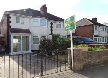 Thumbnail 3 bed property to rent in Fox Hollies Road, Acocks Green, Birmingham