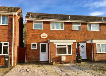 Thumbnail 2 bed end terrace house for sale in Tudor Road, Worle, Weston-Super-Mare