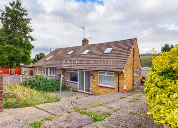 Thumbnail Bungalow for sale in Carlton Crescent, Chatham