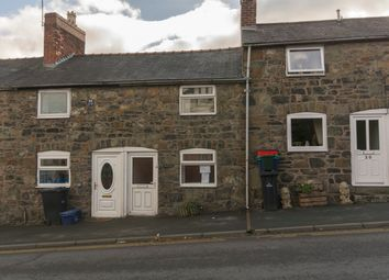 Thumbnail 1 bed terraced house for sale in Mount Street, Welshpool
