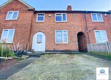 3 bed terraced house for sale in Peake Road, Leicester LE4