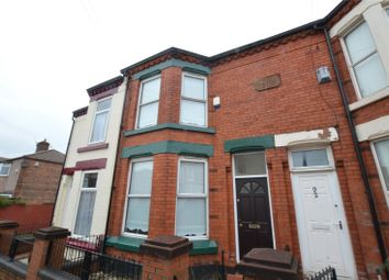 Thumbnail 3 bedroom terraced house for sale in Rydal Street, Liverpool, Merseyside