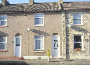 Thumbnail 2 bed terraced house to rent in Rural Vale, Northfleet, Gravesend