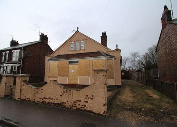 Thumbnail 5 bed bungalow for sale in Hardwick Road, King's Lynn