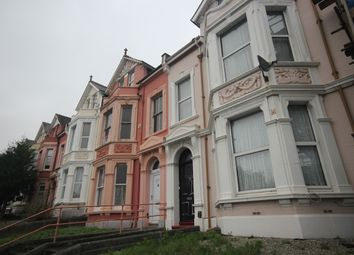 1 bed terraced house to rent in Alma Road, Plymouth PL3