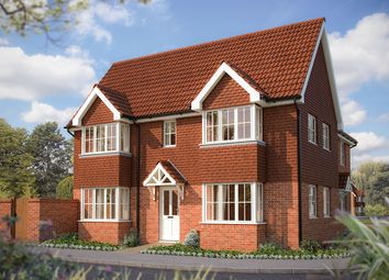 "Thumbnail 3 bedroom semi-detached house for sale in ""The Sheringham"" at Bannold Drove, Waterbeach, Cambridge"