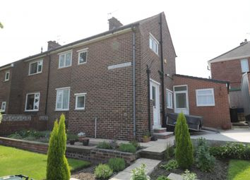 Thumbnail 2 bed semi-detached house for sale in Roman Crescent, Rawmarsh, South Yorkshire